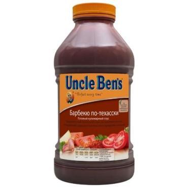 Соус Uncle Ben's Барбекю по-техасски