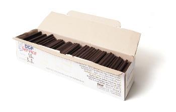 Шоколадные палочки для начинки 44%, FR, DGF, 1.6 кг., ПЭТ