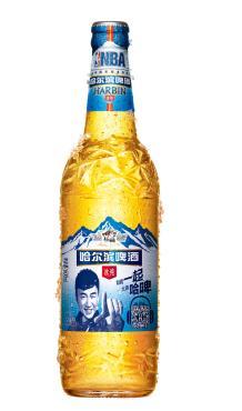 Пиво Harbin Ice светлое пастеризованное 3,6%