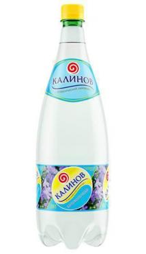 Лимонад Калинов Колокольчики сильногазированный