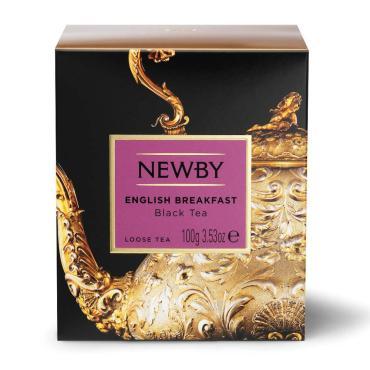 Чай Newby черный English Breakfast