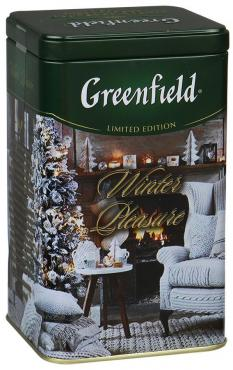 Чай Greenfield Winter Pleasure