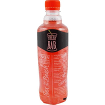 Газированный напиток Fresh Bar Секс на пляже 0,48 л.