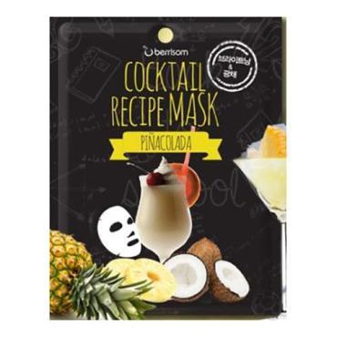 Маска для лица Berrisom Cocktail Recipe Mask Pina Colada