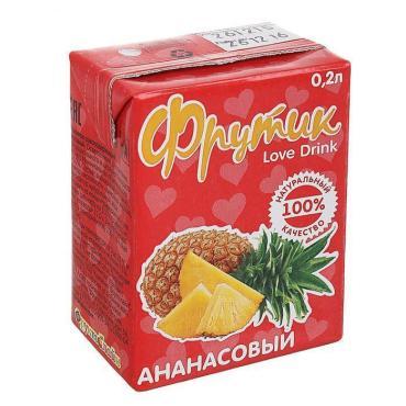 Напиток Фрутик Ананасовый