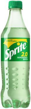 Газированный напиток Sprite Россия 500 мл