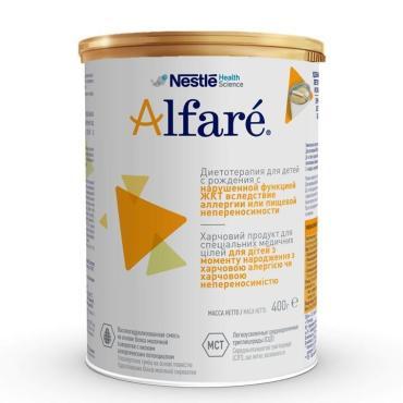 Смесь, Alfaré, 400 гр., ж/б