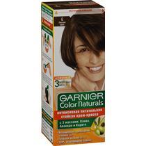 Крем-краска Garnier Color Naturals для волос 6 Лесной орех 110 мл