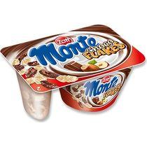 Десерт Monte Choco Flakes с хлопьями