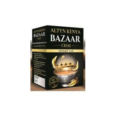 Чай Bazaar Chai Altyn Kenya черный