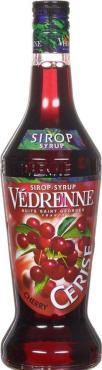 Вишневый сироп Vedrenne Cherry