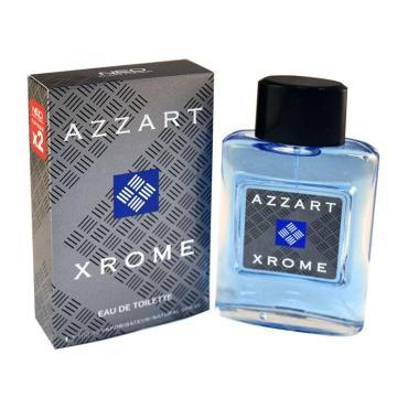 Туалетная вода мужская Azzart Xrome, Картонная коробка