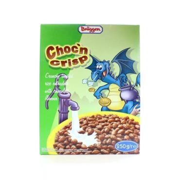 Сухой завтрак Bruggen Chocn Crisp