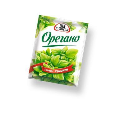 Орегано Трапеза Зелень сушеная