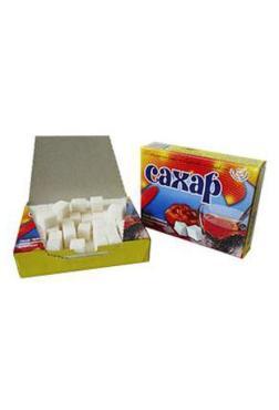 Сахар рафинад Золотой Урожай, 500 гр., картонная коробка