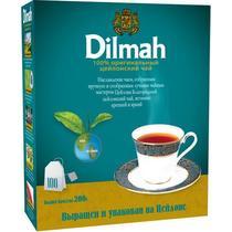Чай Dilmah Цейлонский черный в пакетиках