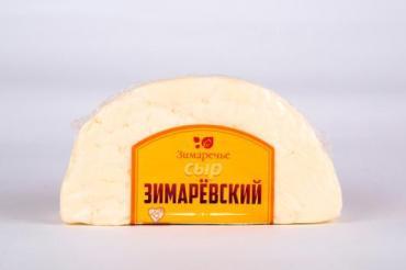 Сыр мягкий Зимарёвский, Зимаречье, 250 гр., вакуумная упаковка