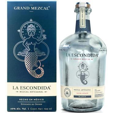 Мескаль La Escondida 40% Подарочная упаковка, Мексика