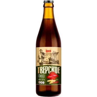 Пиво светлое 4,1% Афанасий Тверское