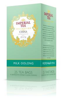 Чай Imperial Tea Collection Молочный Улун