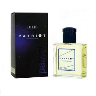 Одеколон для мужчин Dilis Patriot