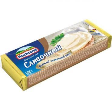 Сыр плавленый Hochland Сливочный, 100 гр.