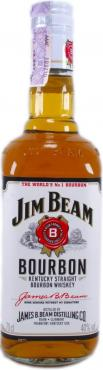 Виски Jim Beam White 4 года выдержки 40%