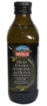 Масло оливковое ЭКСТА ВЁРДЖИН, Дивелла, 500 мл., стекло