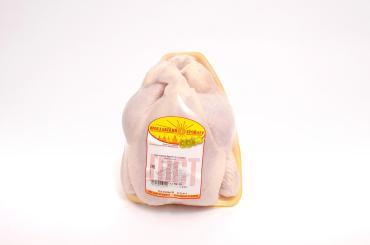 Цыплёнок-бройлер 1 сорта ГОСТ замороженный, Ярославский бройлер, 1,55 кг., пакет