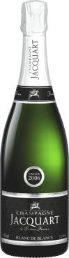 Шампанское Шампань Жакарт Блан де Блан Винтаж в подарочной упаковке, Франция