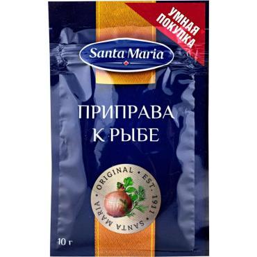 Приправа к рыбе Santa Maria 10 гр., пластиковый пакет