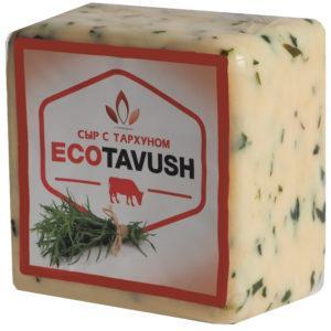 Сыр с тархуном 50%, Армения, EcoTavush, 300 гр., вакуумная упаковка