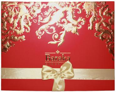 Набор шоколадных конфет Baraka Симорх, 245 гр., картонная коробка