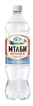Вода минеральная Мтаби Нагутская 26-И