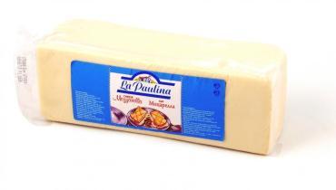 Сыр 42% La paulina Моцарелла, Аргентина