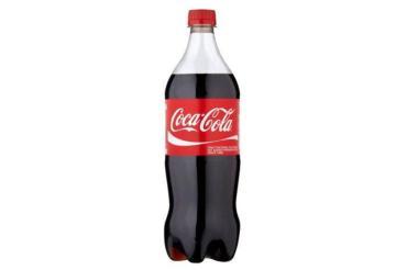 Газированный напиток Coca-Cola 1 л., ПЭТ