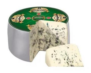 Сыр BluDelice с голубой плесенью 56%, Россия