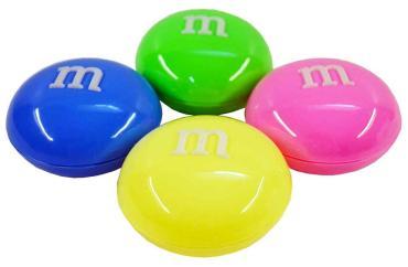 Лизун желе M&M Большой