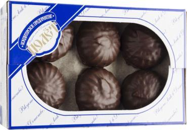 Зефир Полет В темной шоколадной глазури