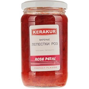 Варенье Kerakur из лепествов роз