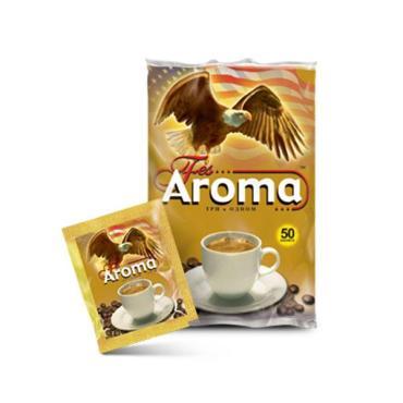 Кофе Aroma 3в1 Карамель