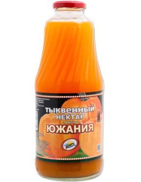 Сок абрикосовый Южания с мякотью