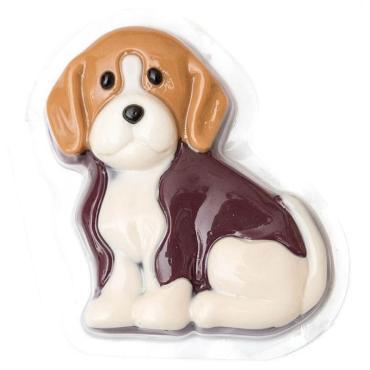 Мыло глицериновое, кусковое Nature's Intent Собака, 75 гр., Пластиковая упаковка