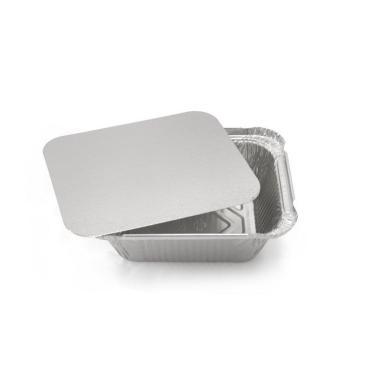 Крышка к форме алюминиевой c L-краем ALL002, 146*121 мм (450 мл)