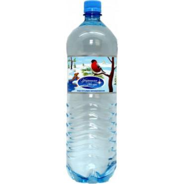 Вода Утренняя звезда питьевая