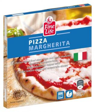 Пицца Fine Life Margherita замороженная