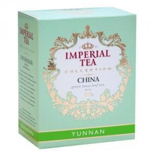 Чай Imperial Tea Collection Коллекционный Китайский зеленый