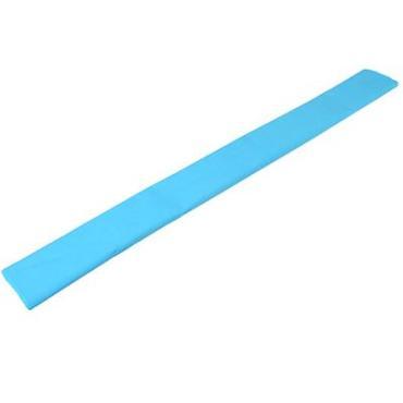 Бумага крепированная 50*200 см., 32г/м2 Гофрированная голубой ClipStudio