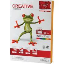 Бумага для печати Creative Intensive оранжевая А4 80 г/м² 100 листов