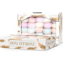 Зефир Doni Zefironi ароматизированный, Нева, 1 кг., картон